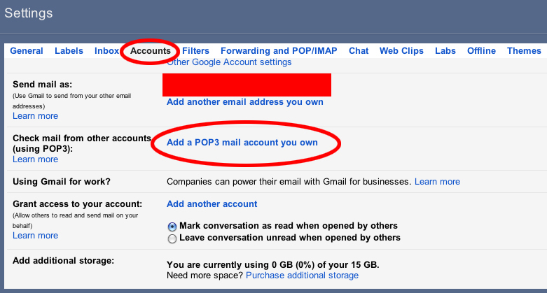 how to add gmail account to outlook on iphone 2fa
