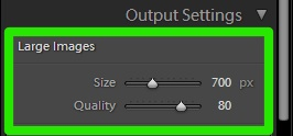 output-settings